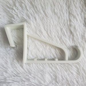 Other - Plastic Over The Door Hook Space Saver